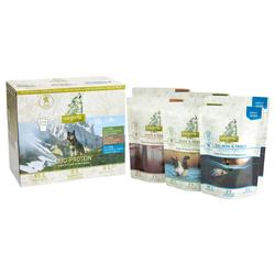 isegrim® Roots Multipack 2, 12 x 410 g, Hundefutter