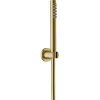Herzbach Living Spa iX PVD Brauseset brass steel 21.913300.1.41