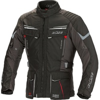 Büse Lago Pro Motorrad Textiljacke, schwarz, Größe L