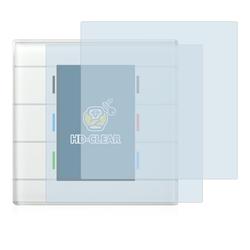 BROTECT Schutzfolie für MDT Glastaster II, (2 Stück), Folie Schutzfolie klar