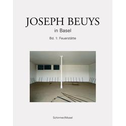 Feuerstätte als Buch von Joseph Beuys/ Dieter Koepplin