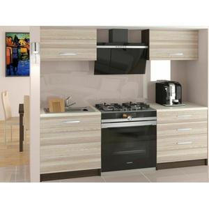 NEU Küche VULCANO I 120 cm verschiedene Farbkombinationen