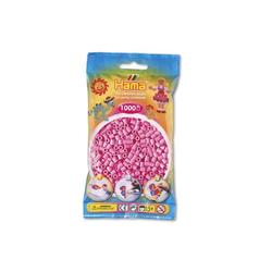 Hama Perlen pastell pink, 1000 Stück