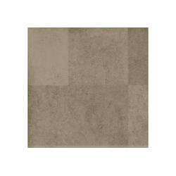 Bodenmeister Vinylboden PVC Bodenbelag Fliesenoptik grau, Meterware, Breite 200/300/400 cm 200 cm
