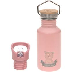 Lässig Trinkflasche Adventure, rose