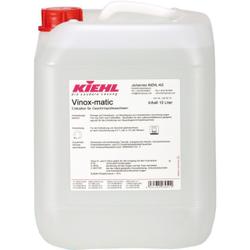 Kiehl Vinox-matic Spülmaschinen-Entkalker, Entkalker für Geschirrspülmaschinen, 10 l - Kanister