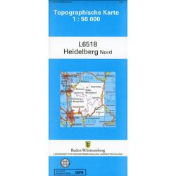 Heidelberg Nord 1 : 50 000