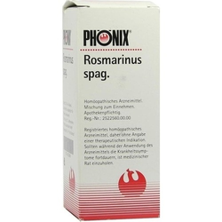 PHÖNIX ROSMARINUS spag.Mischung 50 ml