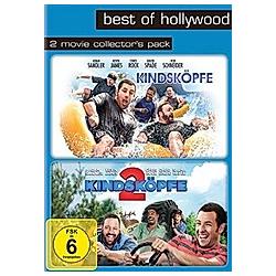 Kindsköpfe / Kindsköpfe 2 - DVD  Filme