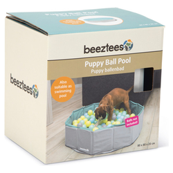Beeztees Puppy Ball Pool Funchie 200 Bälle
