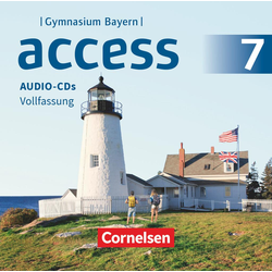 Access 7. Jahrgangsstufe - Bayern - Audio-CDs