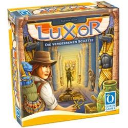 Queen Games Luxor - Die vergessenen Schätze Luxor 10370