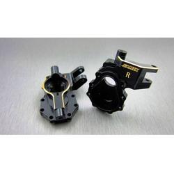 Samix SAM-trx4-4412 Tuning TRX-4 brass heavy steering knuckle SAMtrx4-4412