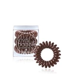 Invisibobble Original Pretzel Brown gumka do włosów  3 Stk