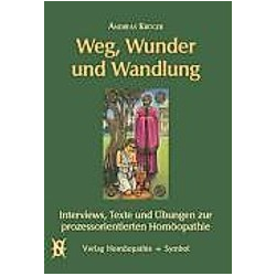 Weg  Wunder und Wandlung. Andreas Krüger  - Buch
