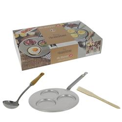 De Buyer Box #Brunchtime - Pfannenwender + Schöpfkelle + Pfanne