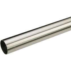 Gardinenstange Gardinenrohr, Stilrohr, Gardinenstange 20 mm