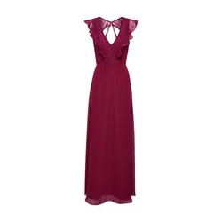 SWING Damen Abendkleid weinrot, Größe 34, 4434133