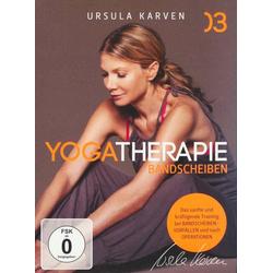 Yogatherapie 3 - Bandscheiben/Ursula Karven