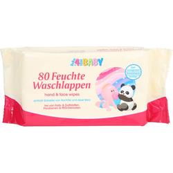 FEUCHTE Waschlappen ReAm 4 your Baby 80 St.