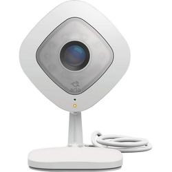 ARLO Q-1080p-HD-Sicherheitskamera mit Audio Sicherheitskamera mit Audio weiß