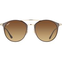 52mm brown-gold / brown gradient
