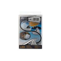 WEDO Taschenlampe Wedo 2542054 Mobile Leselampe und Notenpultleuchte