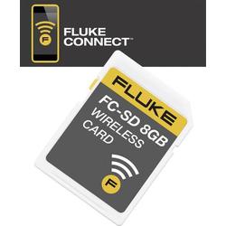 Fluke 4463628 FLK-FC-SD CARD Wireless SD-Speicherkarte 8GB FLK-FC-SD Connect™ 1St.