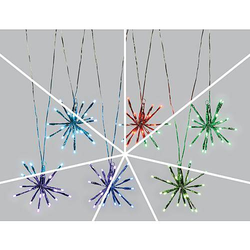 LED-Lichterkette 'Twig Balls' farbwechselnd 40724