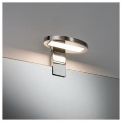 click-licht Unterschrankleuchte Galeria Spiegel- und Aufschrankleuchte LED, Oval, Möbelleuchten