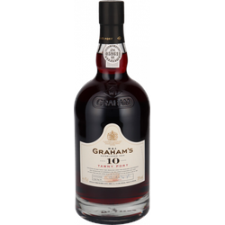 Graham's 10 Years old Tawny Grahams - Portwein, Madeira, Sherry & Co
