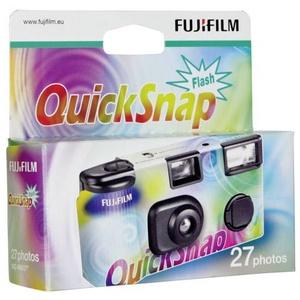 Fujifilm Quicksnap Flash 27 Einwegkamera 1 St. mit eingebautem Blitz
