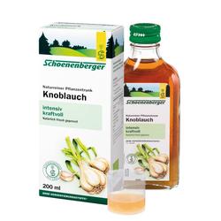 KNOBLAUCH NATURREINER Pflanzentr.Schoenenberger