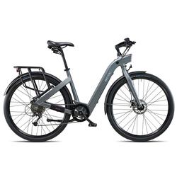 E Bike Damen CF1 RM Grau
