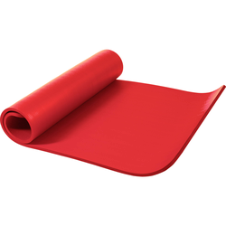 Yogamatte Rot 190 x 100 x 1,5 cm