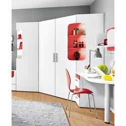 Eckkleiderschrank Max-i rechts(BHT 150x210x128 cm) Rudolf