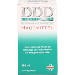 DDD Hautmittel dermatologische Spezialpflege 100 ml