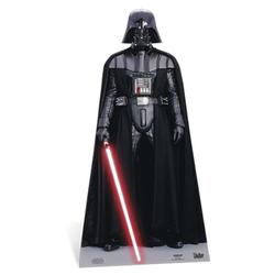 empireposter Dekofigur Star Wars - Darth Vader - Pappaufsteller in Lebensgrösse 195 cm