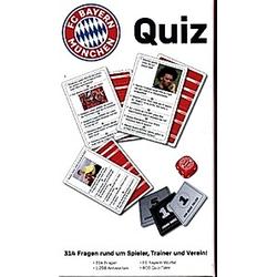 FC Bayern München Quiz (Kartenspiel)