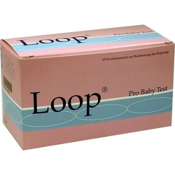 LOOP Ovulationstest 10 St