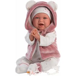 Llorens Babypuppe Mimi, 42 cm, Made in Europe