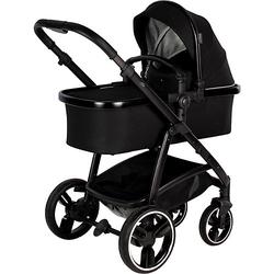 Kombi Kinderwagen Olé, Black schwarz