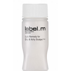 label.m Lab Remedy For Dry and Itchy Scalps 10ml