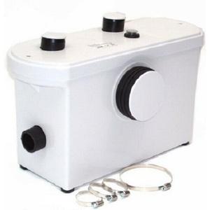 Hebewerk KLEINHEBEANLAGE 55468 Abwasserpumpe Pumpe Fäkalienpumpe Toilette