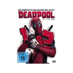 Deadpool 1+2 DVD
