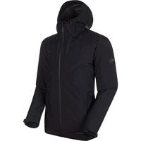 Mammut Convey 3 in 1 HS Hooded Jacket Men Herren 3in1 Hardshell-jacke mit Kapuze, black, L