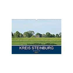 Kreis Steinburg (Wandkalender 2021 DIN A3 quer) - Kalender