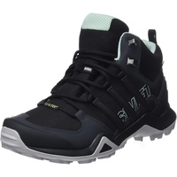 adidas Terrex Swift R2 Mid GTX W core black/core black/ash green 45 1/3