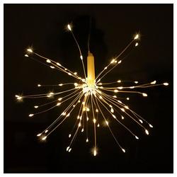 TOPMELON Lichterkette, 120-flammig, Timer,Fernbedienung,Mehrere Modi