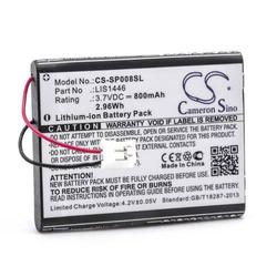 vhbw Li-Ion Akku 800mAh (3.7V) für Gamepad Controller wie Sony LIS1446